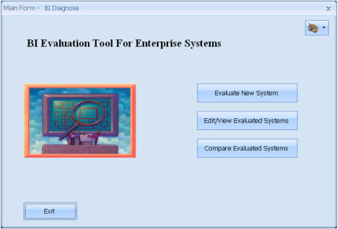 A tool to evaluate the business intelligence of enterprise systems