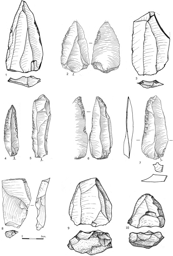 Author Argues That Even In Paleolithic >> The Lower To Middle Paleolithic Transition And The Diversification