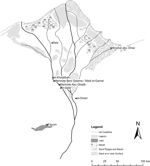 The Neolithic Within The Context Of Northern Egypt New Results And