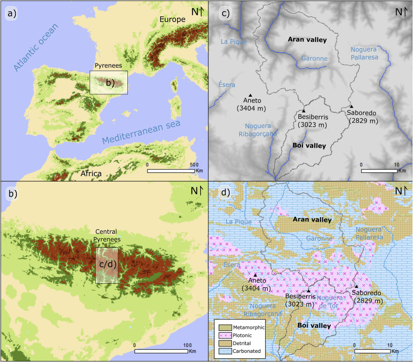 Spatial Distribution And Morphometry Of Permafrost Related