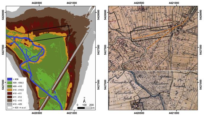 A multidisciplinary approach in wetland geoarchaeology: Survey of ...