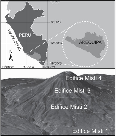 dating volcanic ash