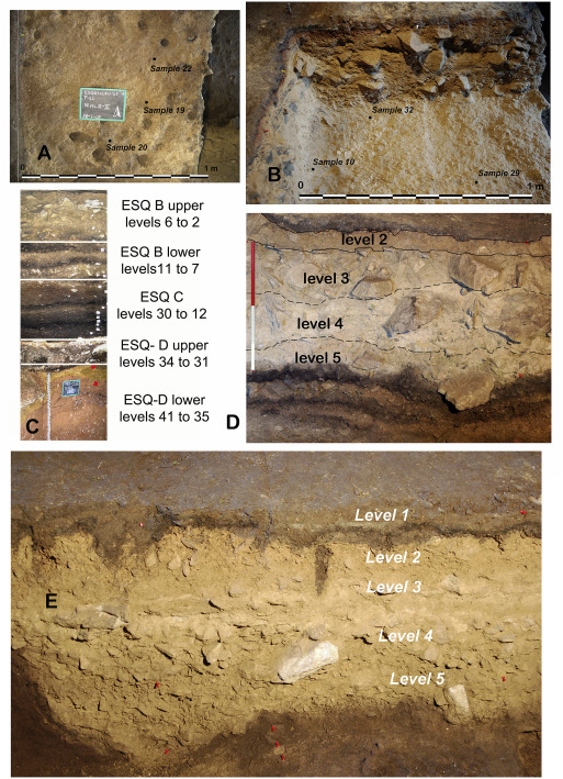 Mousterian inside the upper Paleolithic? The last interval