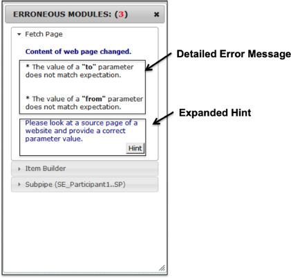 How end-user programmers debug visual web-based programs: An