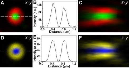 Resonant-scanning dual-color STED microscopy with ultrafast photon
