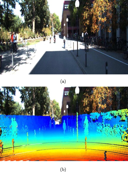 Fusion of 3D-LIDAR and camera data for scene parsing - ScienceDirect