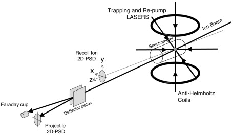 Motrims Magnetooptical Trap Recoil Ion Momentum Spectroscopy