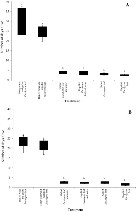 Biology and host preference of Selitrichodes neseri A potential
