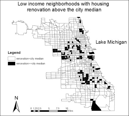 Housing appreciation patterns in low-income neighborhoods: Exploring