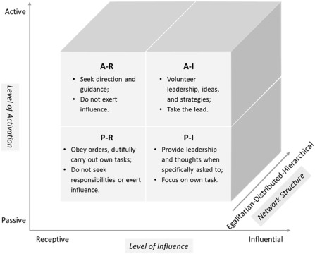 The impact of implicit collective leadership theories on the