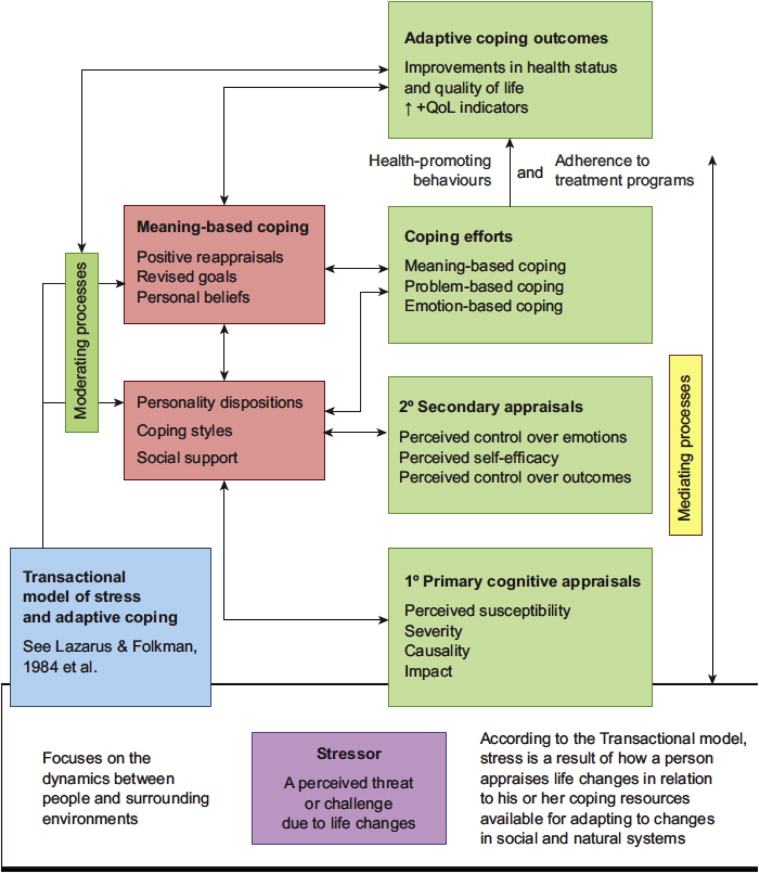 Integration Of The Interaction Model Of Client Health