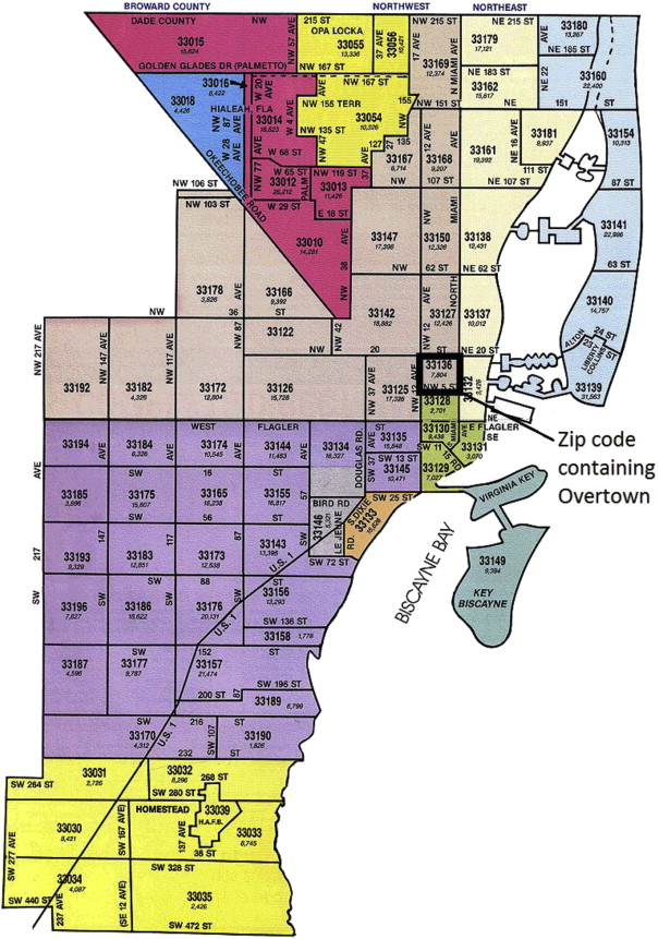 Miami Dade County Zip Code Map Miami Dade County Zip Code Map | Zip Code MAP Miami Dade County Zip Code Map