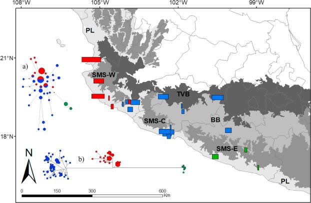 Molecular Systematics And Phylogeography Of The Endemic