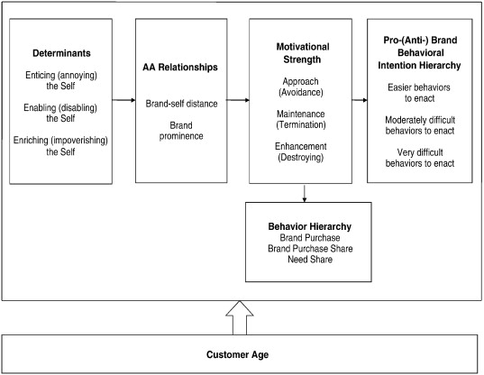 Attachmentaversion aa model of customerbrand relationships download full size image fandeluxe Images
