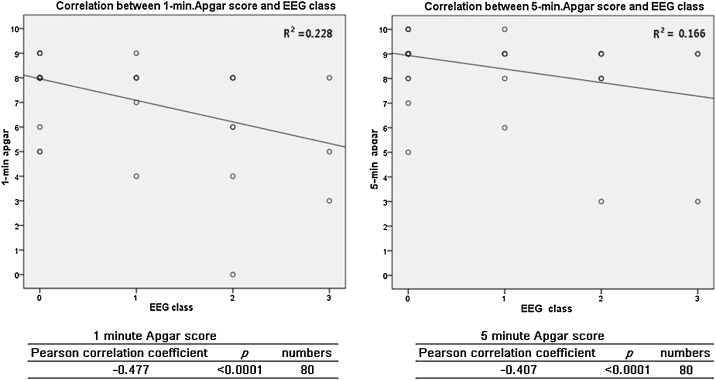 Assessment Of The Association Between Apgar Scores And Seizures In