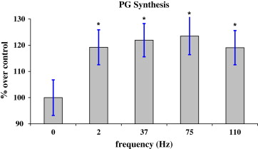 Proteoglycan synthesis in bovine articular cartilage explants