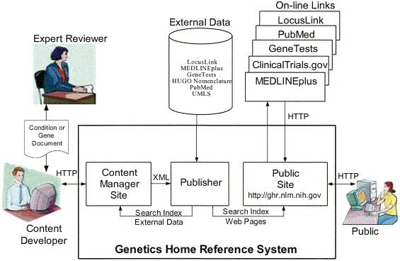 Design of Genetics Home Reference  A new NLM consumer health ... 757cb1c2680
