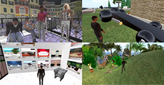 Psychological needs and virtual worlds: Case Second Life