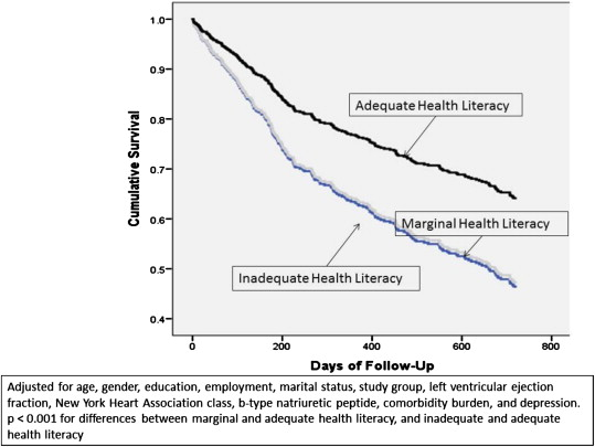 Health literacy predicts morbidity and mortality in rural patients download full size image fandeluxe Gallery