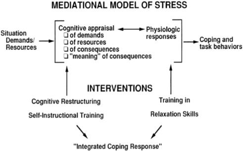 Enhancing Stress Management Coping Skills Using Induced Affect And