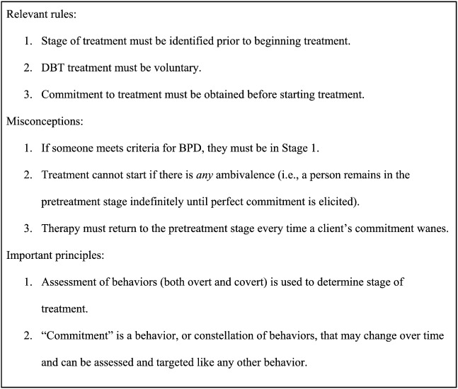 Assessment-Driven Case Formulation and Treatment Planning in ...