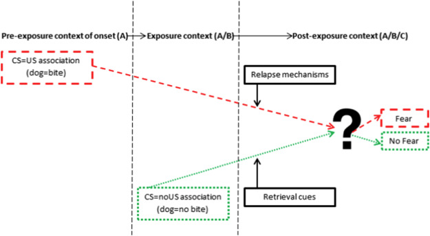Using Multiple Contexts And Retrieval Cues In Exposure Based