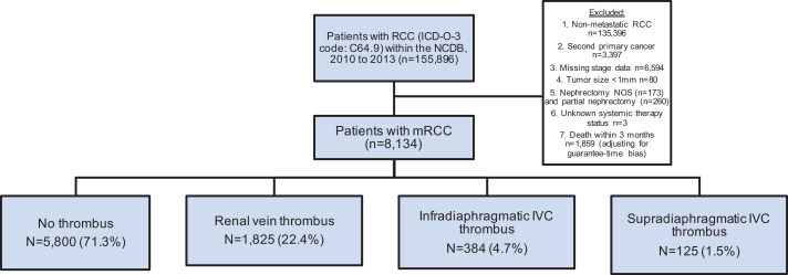 Cytoreductive nephrectomy in patients with metastatic renal cell