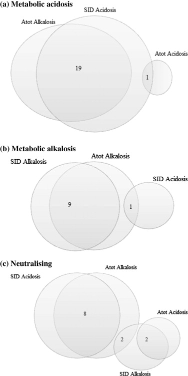 The Central Role Of Chloride In The Metabolic Acidbase Changes In