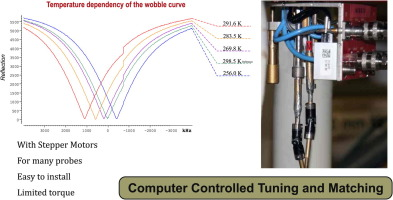 An alternative solution for computer controlled tuning and