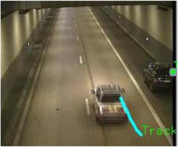 A novel approach in real-time vehicle detection and tracking