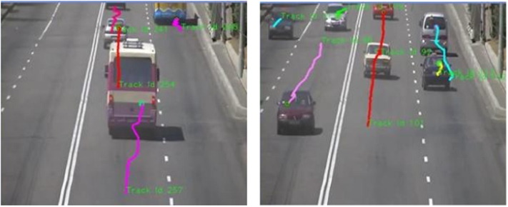 A novel approach in real-time vehicle detection and tracking using