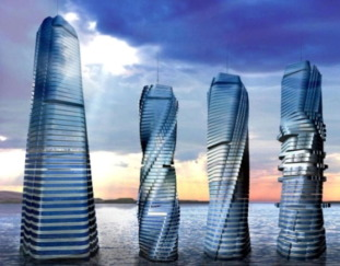 Dynamic building and its impact on sustainable development