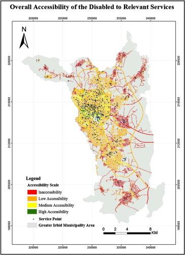 GIS based Multi Criteria Decision Analysis for analyzing