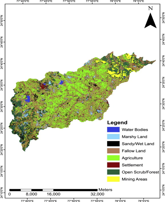 Hydrological Inferences From Watershed Analysis For Water Resource - Groundwater prospect map of egypt's qena valley