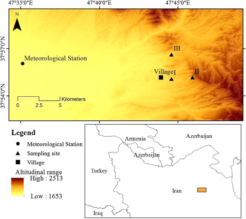 The dendroecological potential of shrubs in north Iranian semi