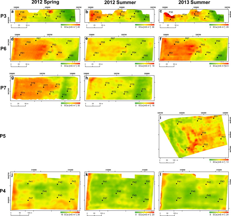 Quantifying the effects of soil variability on crop growth