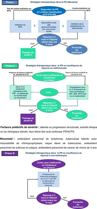 Recommandations de la Société française de rhumatologie pour la ...