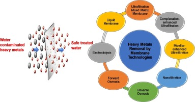 Recent trends of heavy metal removal from water/wastewater