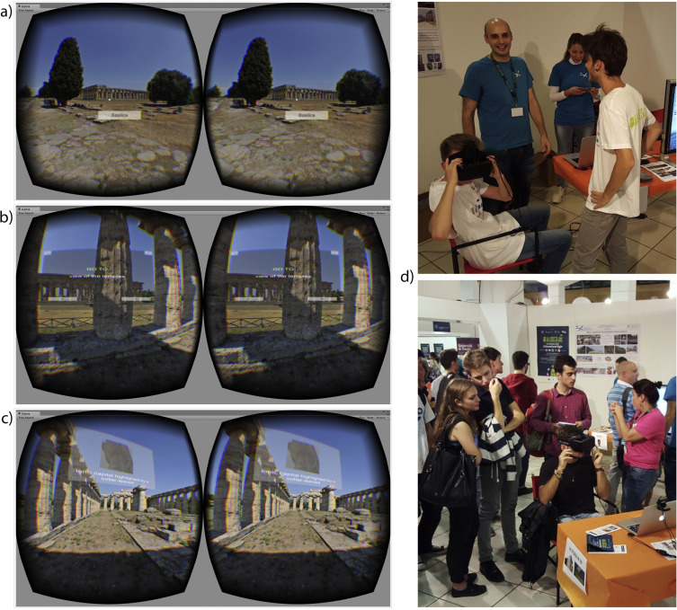 Access to complex reality-based 3D models using virtual