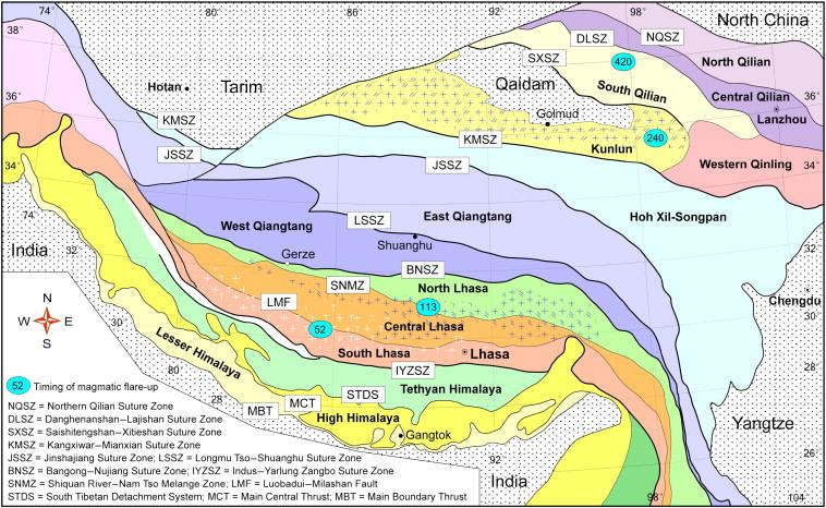 Introduction to tectonics of China - ScienceDirect