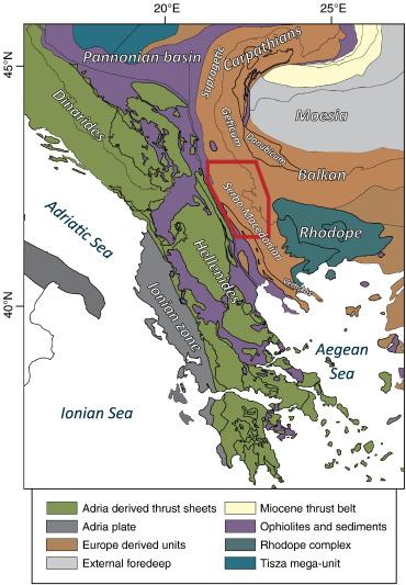 Pre Alpine Evolution Of A Segment Of The North Gondwanan Margin