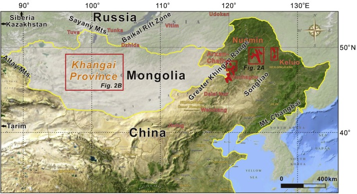 Late Cenozoic Intra Plate Basalts Of The Greater Khingan Range In