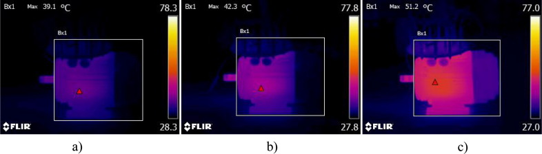 Infrared Thermography Based Diagnosis Of Inter Turn Fault