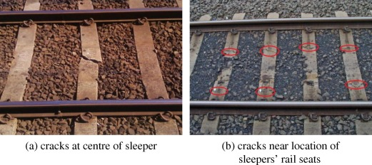 Failures of mainline railway sleepers and suggested remedies