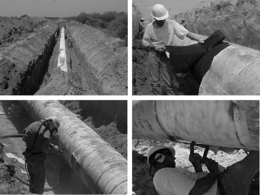 Challenges to the integrity of old pipelines buried in stable ground direct assessment of scc in a buried gas pipeline 1 publicscrutiny Gallery