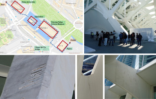 Learning from failures in an emblematic building in Valencia
