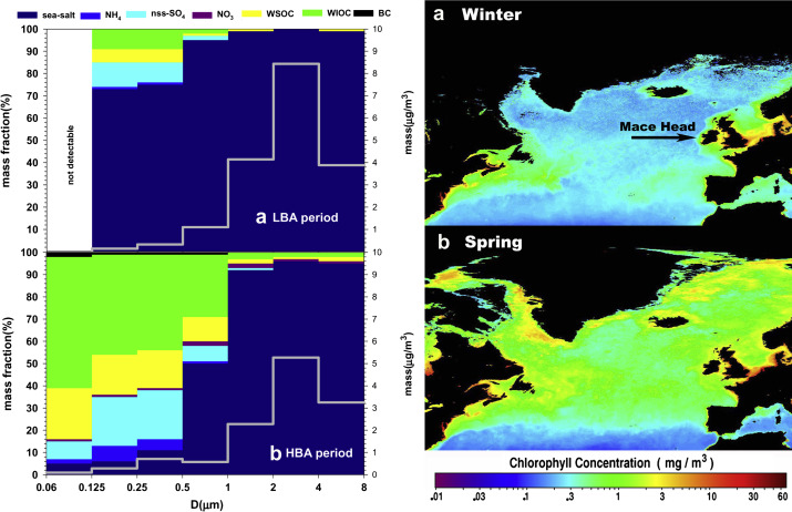 Atmospheric composition change: Ecosystems–Atmosphere interactions