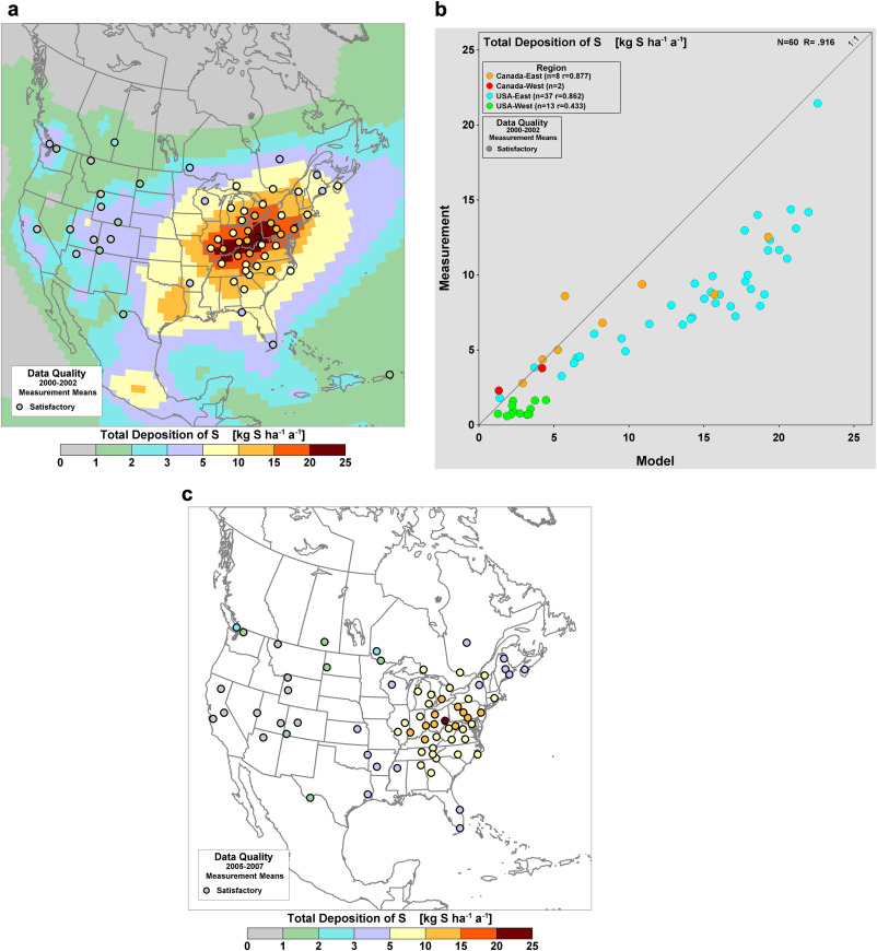 A global assessment of precipitation chemistry and