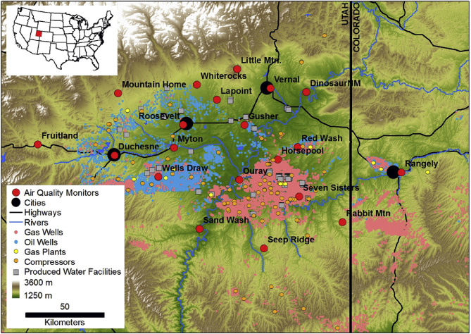 Peer-Reviewed Article: Inversion Structure and Winter Ozone Distribution in the Uintah Basin, Utah, USA (Seth Lyman and Trang Tran, 2015) | Bingham Research