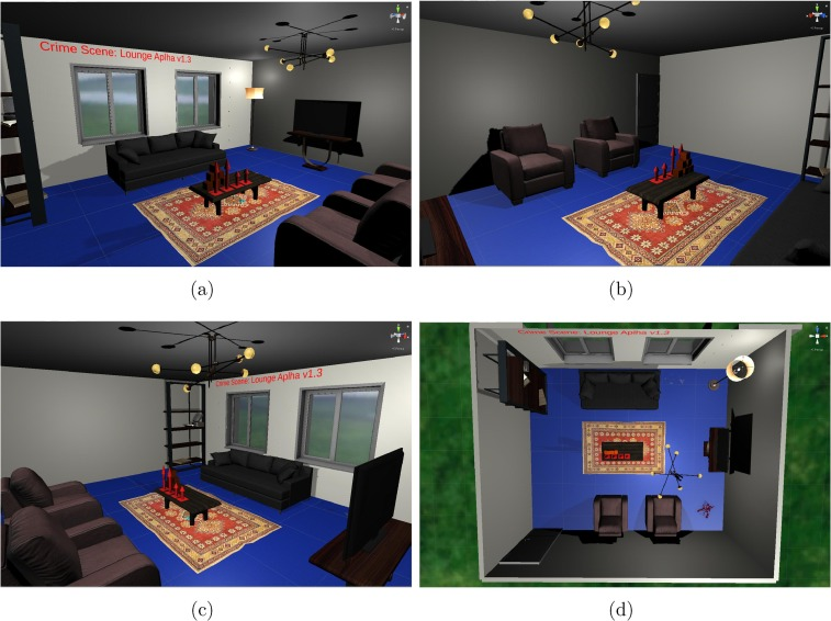 Virtual Reality for Teaching and Learning in Crime Scene Investigation